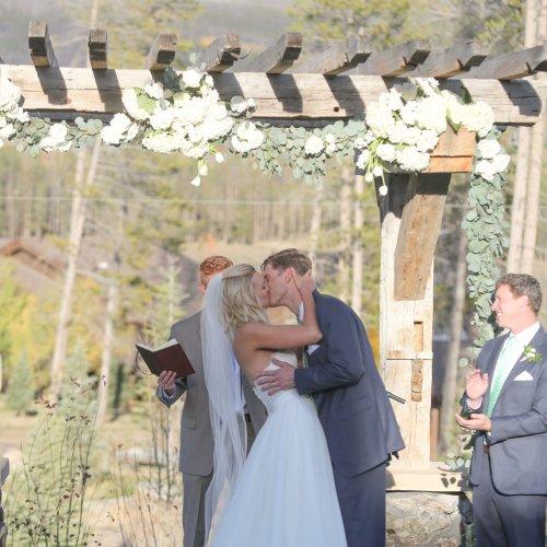 Colorado Wedding, Devil's Thumb Ranch
